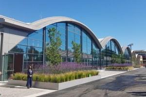 Centro meteo. Passaggio di consegne della nuova sede del data Center meteorologico -15-06-21