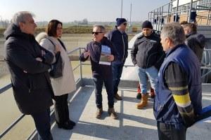 Sopralluogo Gazzolo al Cer Canale emiliano romagnolo febbraio 2019 - 2
