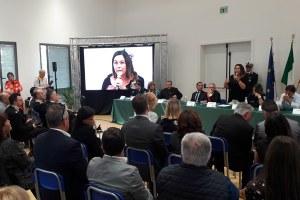 Inaugurazione sucola Crognaleto (Te) Gazzolo settembre 2018