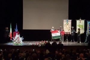 Cerimonia tricolore 7 gennaio Reggio Emilia
