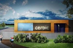 Rendering nuovo Cerpic Ferrara protezione civile 2