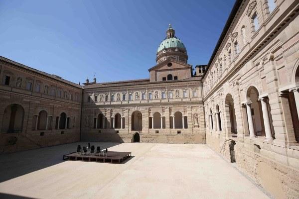 Chiostri San Pietro, Reggio Emilia/2,  23 marzo 2019