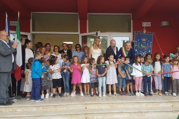 Inaugurazione anno scolastico, Bonaccini a Collecchio 17 settembre 2018