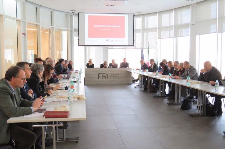 Comitato sorveglianza Por Fesr 2014-2020 (15-12-2017)