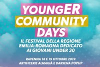 Locandina YoungER Community Days