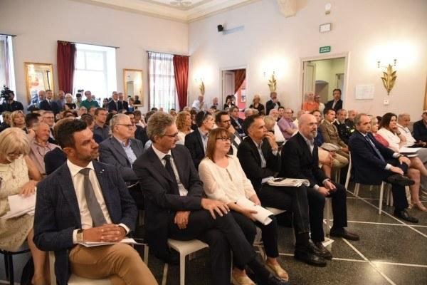 Conferenza montagna, Porretta (18-7-19)