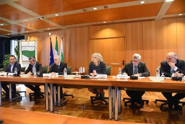 Conferenza stampa Barilla gennaio 2018