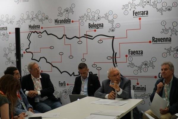 Bianchi a Conferenza stampa Big data