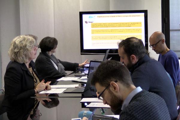 Conferenza stampa Psr, Caselli (29-11-2017) - 2