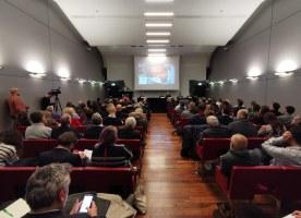 convegno commercioo 28_11_19 Bonaccini e Corsini