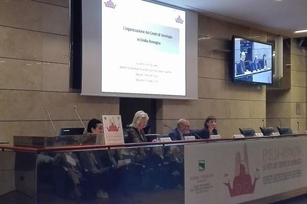 Convegno Rete regionale senologia 3 maggio 2018