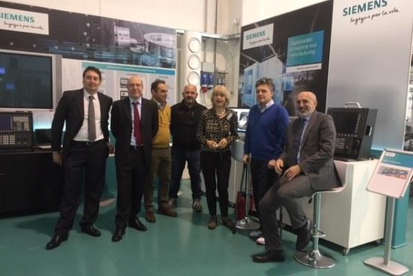 Costi con vertici di Siemens Italia