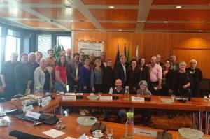 Delegazione svedese