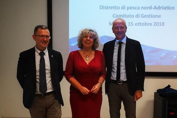 Riunione distretto nord Adriatico pesca Caselli (ottobre 2018)