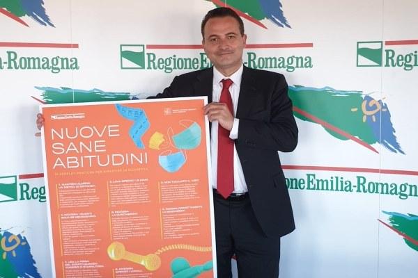 """Campagna Coronavirus """"Nuove sane abitudini"""", assessore Donini - 27/05/20"""