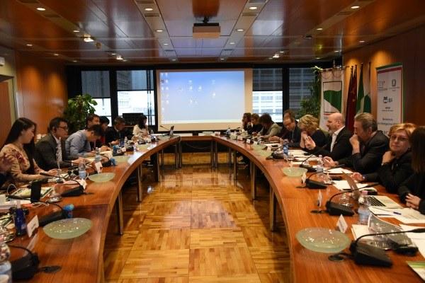 Incontro delegazione Hema-Alibaba, panoramica 15/03/2018