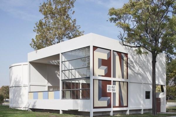 Edificio Esprit Nouveau restaurato