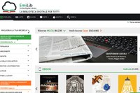EmiLib, biblioteca digitale - 2