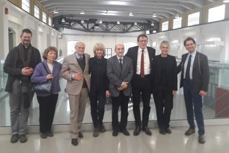 Scuola attori Ert a Modena 1