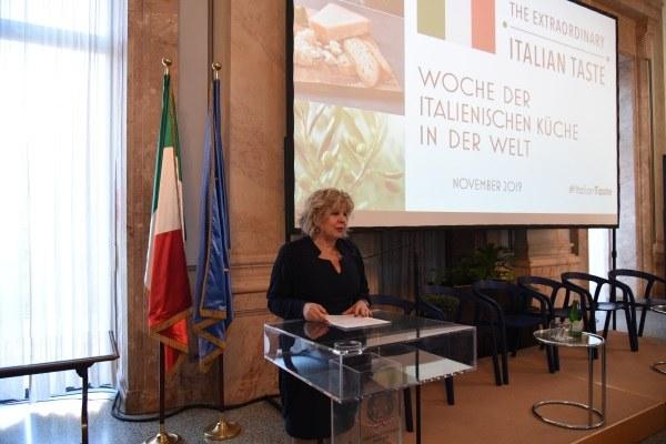 Settimana della cucina in Germania_ assessore Caselli