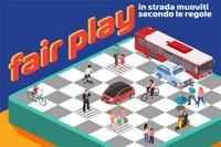 Locandina campagna Fair Play