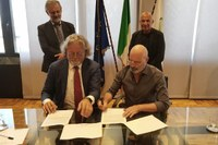 Bonaccini, Scotti, Fimmg, Venturi, firma congiunta (Bologna, 10 settembre 2019)