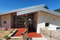 Inagurazione scuola Sambi Sogliano al Rubicone con Salomoni 26 giugno 2021