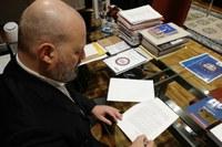 Bonaccini firma decreto stato crisi regionale E45 (gennaio 2019)