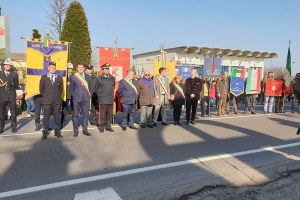 Bonaccini Ponte Cantone (Re) strage partigiani nazista (febbraio 2019)