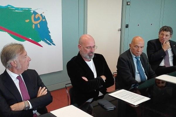 Conferenza stampa trapianti professor Pinna 13 novembre 2019 bis