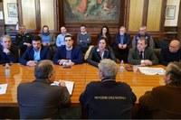 Terremoto Ravenna incontro prefettura Borrelli Gazzolo (gennaio 2019) - 2