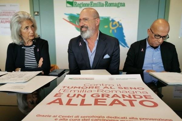 campagna di comunicazione di Regione e Europa Donna Italia sulla rete regionale dei Centri di senologia