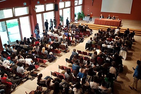 Convegno inaugurazione Cibus 2018