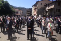 Intitolazione Sala consiliare a Giovanni Malchiodi Ferriere Piacenza 28 giugno 2020