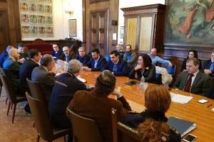 Terremoto Ravenna incontro prefettura Borrelli Gazzolo (gennaio 2019)