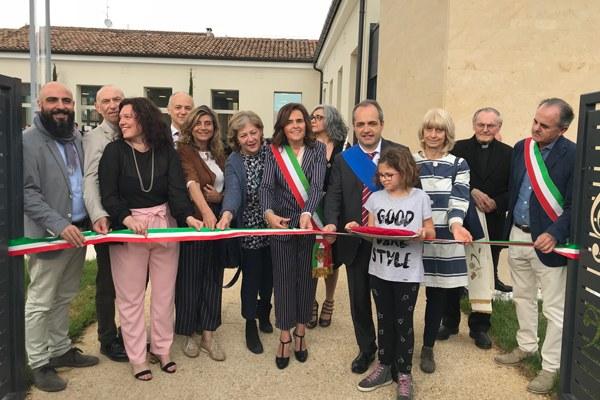Inaugurazione Polo musica Guastalla (Re) Costi (maggio 2018)