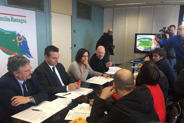 Ecobonus conferenza stampa febbraio 2019 Bonaccini Gazzolo Donini - 2