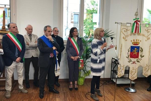 Inaugurazione Polo musica Guastalla (Re) Costi (maggio 2018) 2