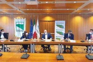 Firma Convenzione con Seràgnoli per Nuovo Polo Ematologico, 27/07/2021