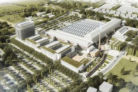 Futuro data center al Tecnopolo di Bologna - Candidatura Bologna Centro meteo (9/9/16)