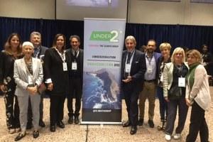 Gazzolo steering group Under2Coalition California 14 settembre 2018
