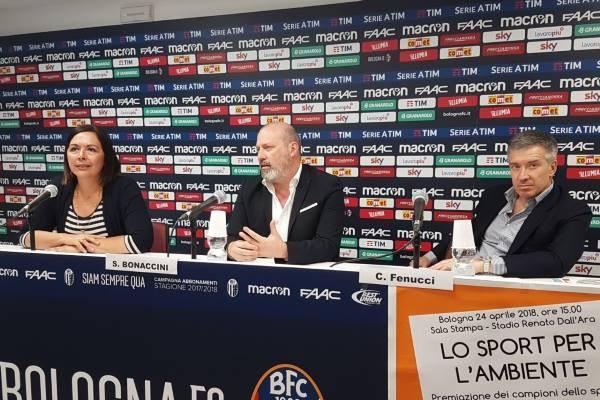 Bonaccini , Gazzolo, Fenucci
