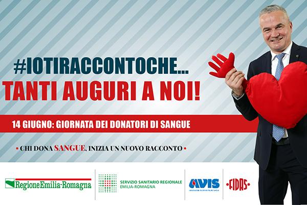 Giornata del donatore di sangue 2019