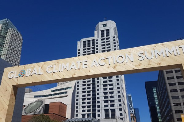 Gcas Global climate action summit California 14 settembre 2018