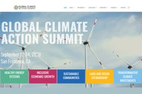 Global climate action summit (web)