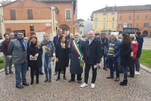 Celebrazioni Guareschi inaugurazione mostre Bonaccini 3 novembre 2018