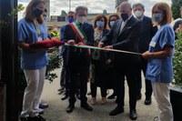 Raddoppio hub vaccinale Faenza