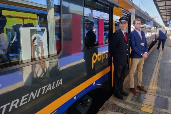 Nuovi treni Rock e Pop/1, 23 marzo 2019