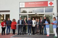 Inaugurazione Pronto soccorso Faenza - 09/11/2019