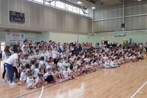 Inaugurazione palazzo dello sport di Medolla (maggio 2018) - 2